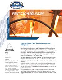 Penticton Foundry Story